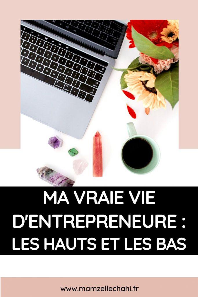 Entrepreneure, avantages et inconvénients