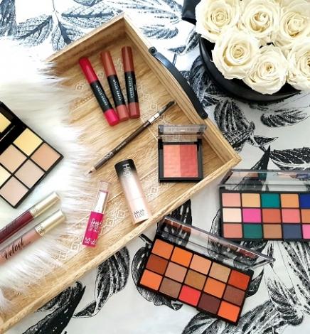 Je teste le maquillage MakeUp Academy